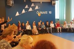 Perepesa külas Õunakese lasteaias