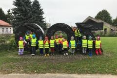 Vikerkaare lapsed loomaaias