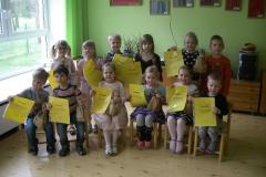 27. aprill Lasteaia laulupäev