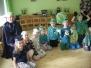 """Teatrifestivali etendus """"Metsamuusika"""" Lasteaias Kikas  18. märtsil"""