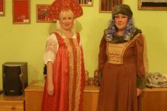 Vene kultuuritraditsioonid ja kombed Segasumma rühmas